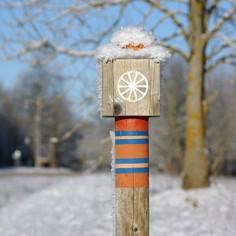 Triibupost Varbuse teel