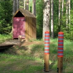 Liiva puhkekoht Tartu-Võru maakonna piiril